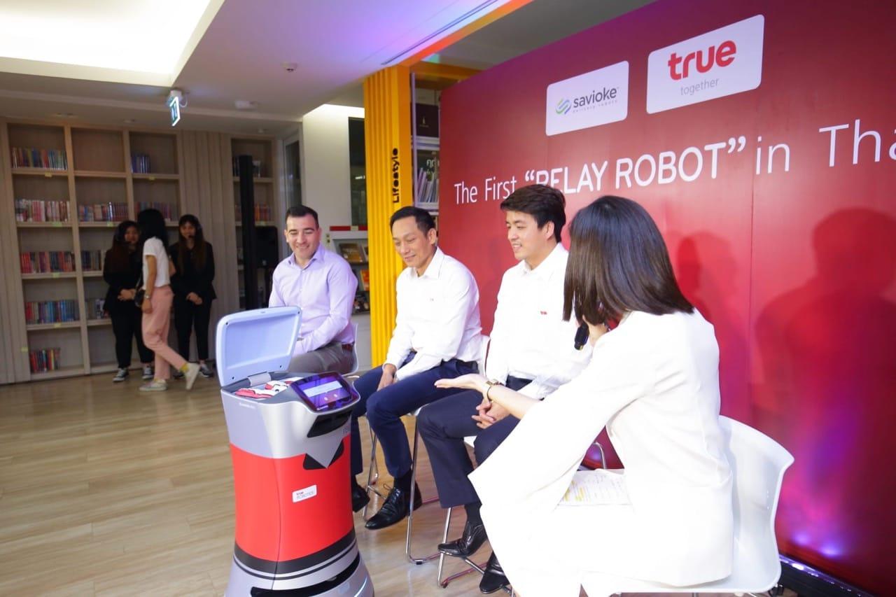 True Relay Robot 02