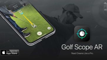 App Golf Scope Ar Cover
