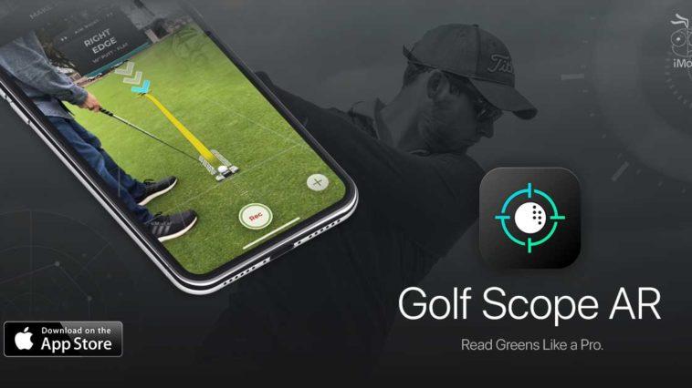 App Golf Scope Ar Cover