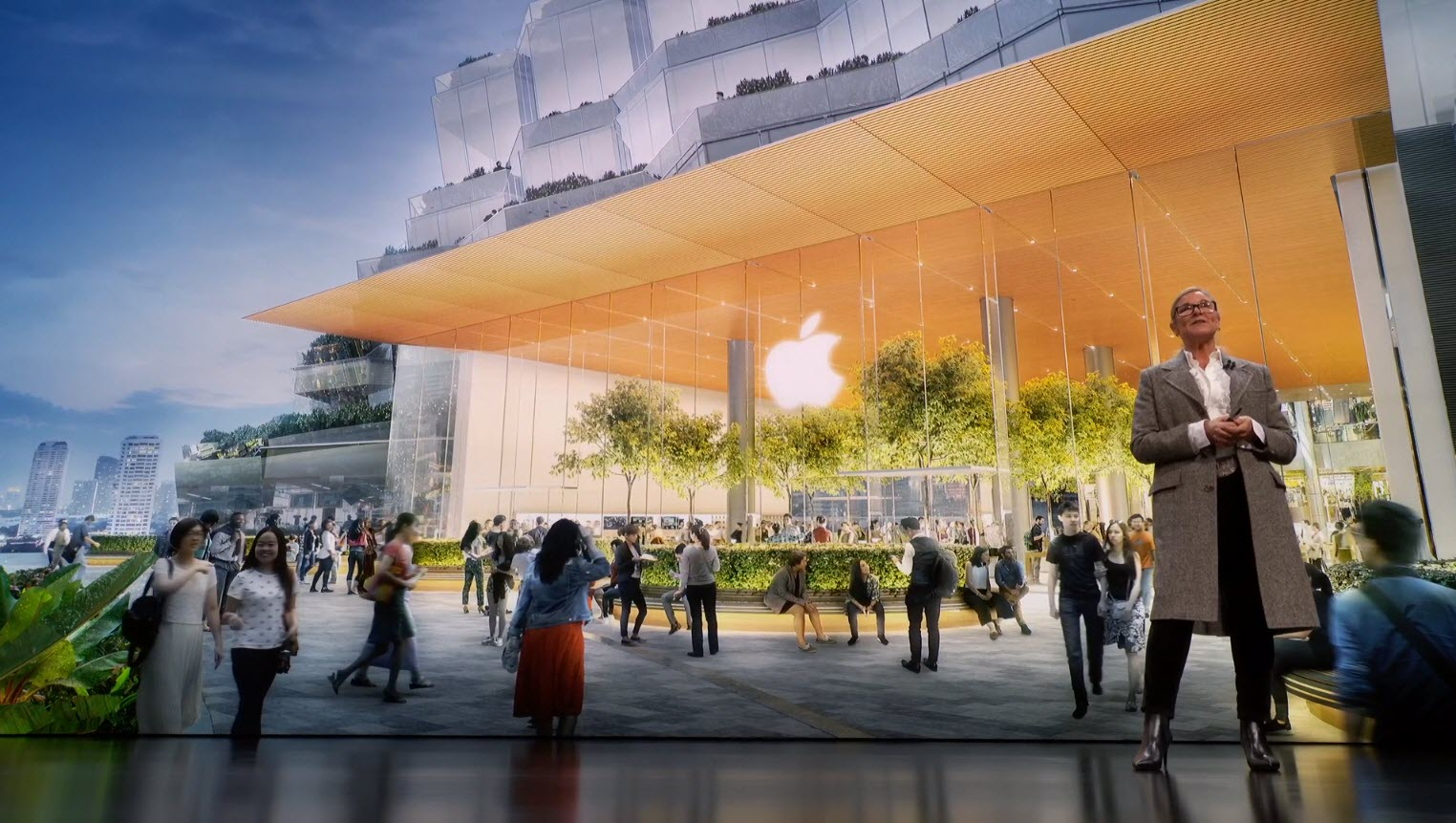 Apple Iconsiam Image At Special Event Oct 2018 Img 1