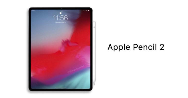 Apple Pencil 2 Rumors