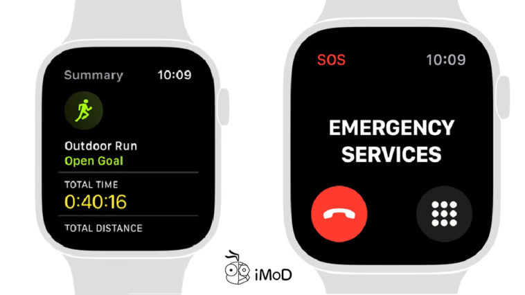 Apple Share Apple Watch Series 4 How To Workout And Sos Emergency Video