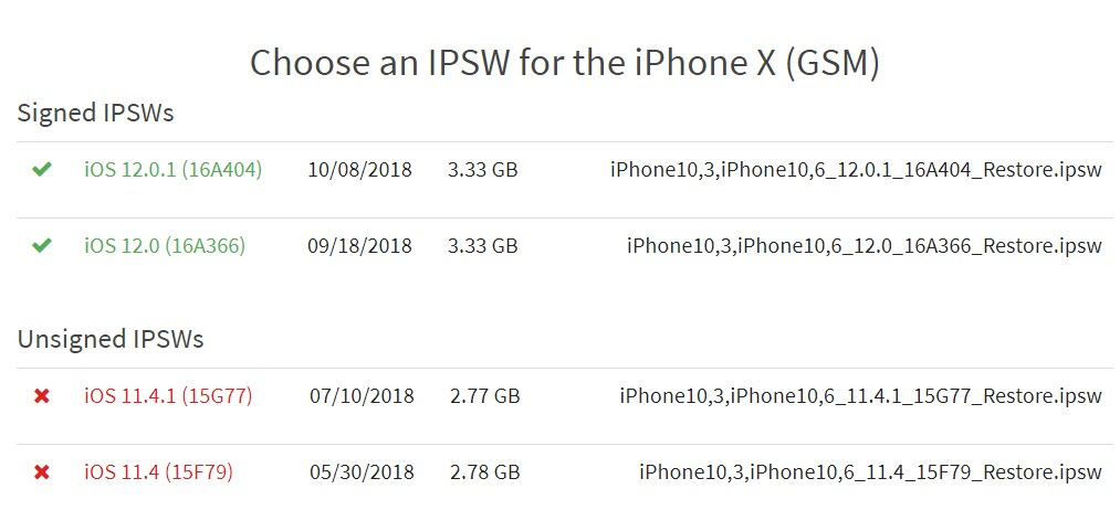 Apple Stop Signing Downgrade Ios 11 4 1 Img 1