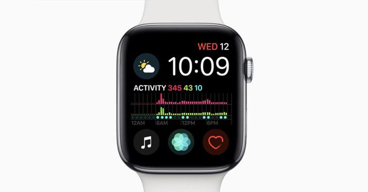 Apple Watch Series 4 Crash Reboot