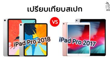 Compare Ipad Pro 2018 Vs Ipad Pro 2017 Cover