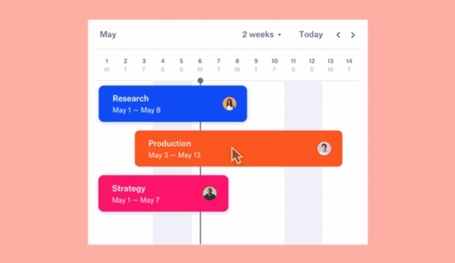 Dropbox Paper New Feature Timeline 2