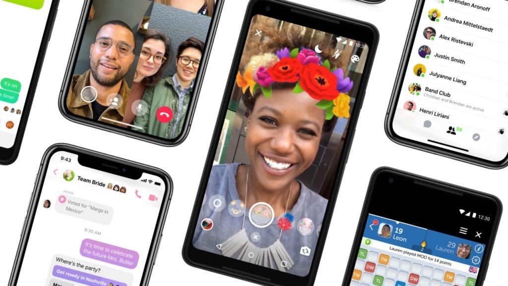 Facebook Messenger 4 Release New Update 3