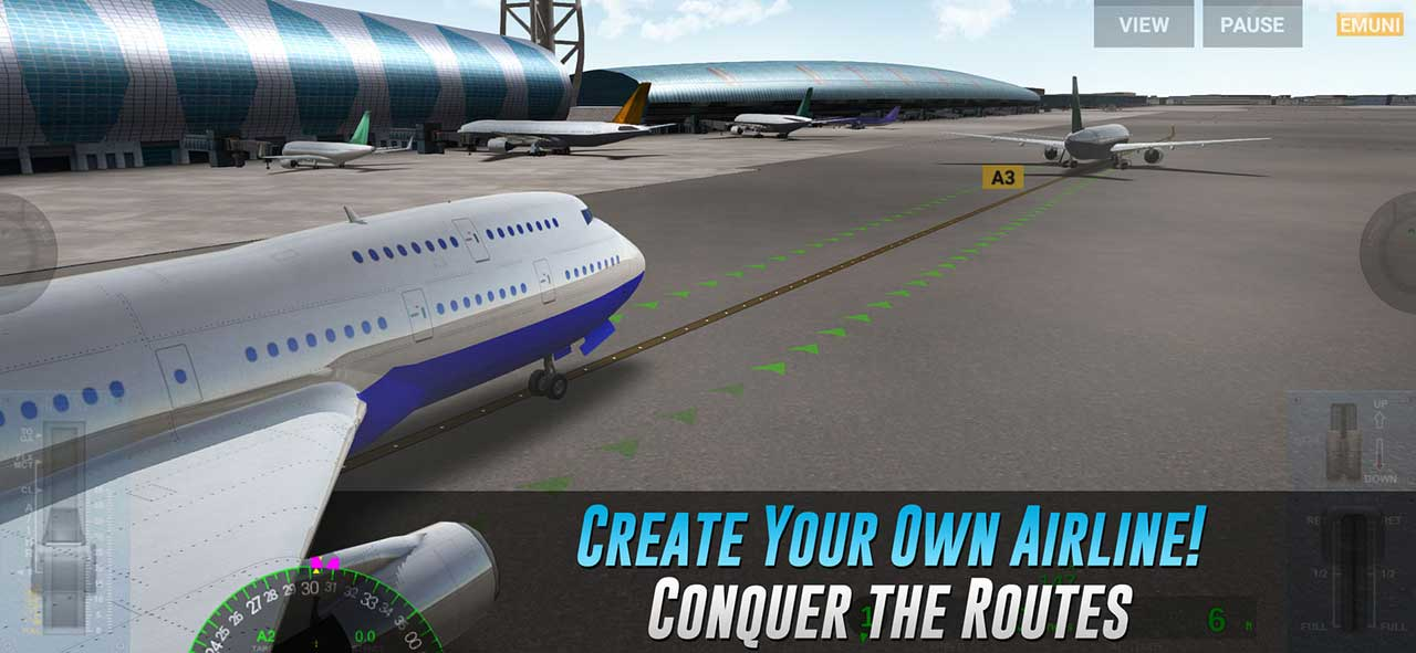 Game Airline Commander Content1