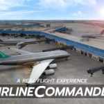Game Airline Commander Cover