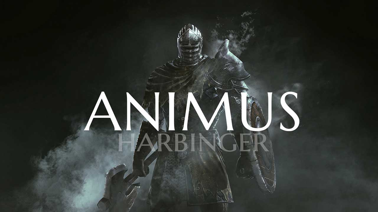 Game Animus Harbinger Cover