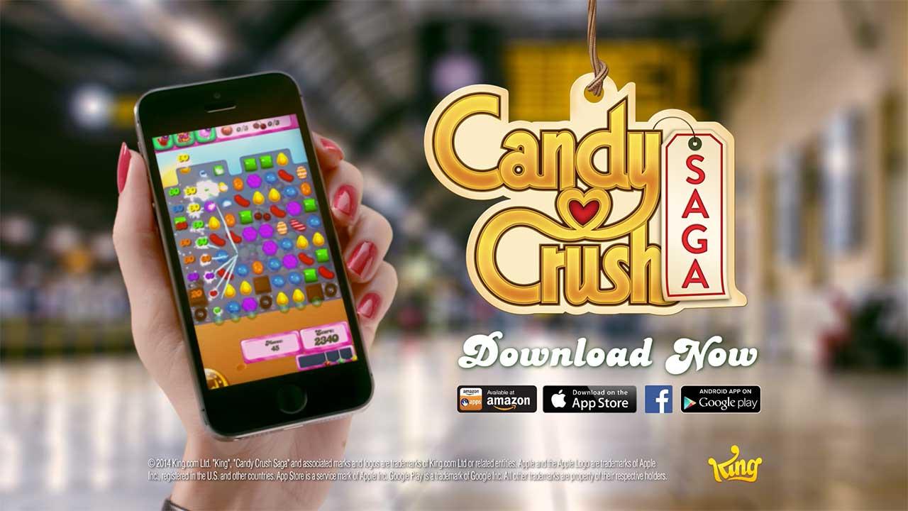 Game Candy Crush Saga Cover