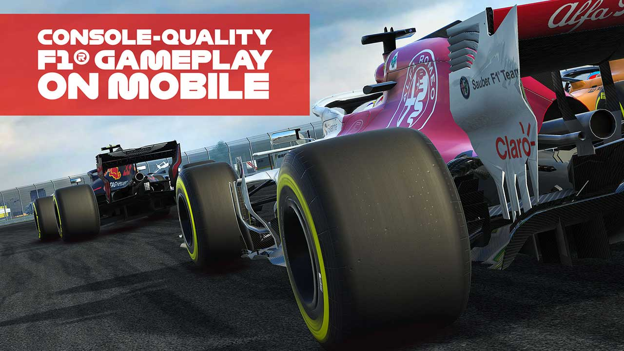 Game F1 Mobile Racing Content1