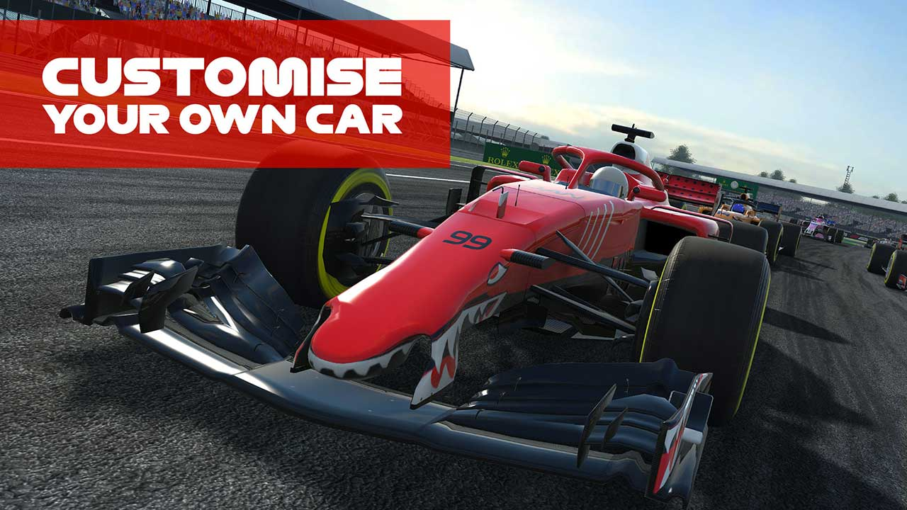 Game F1 Mobile Racing Content4