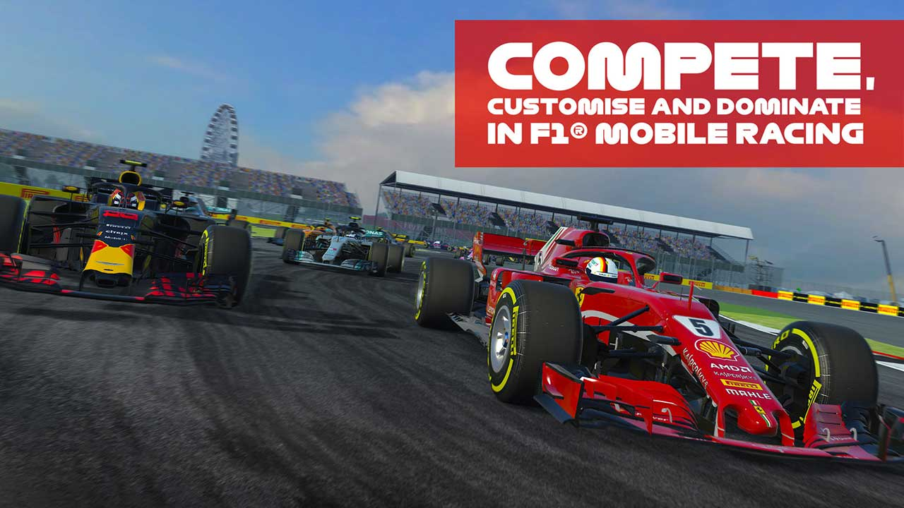 Game F1 Mobile Racing Content5