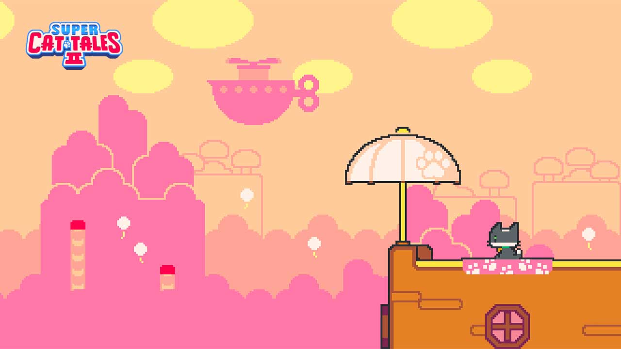 Game Super Cat Tales 2 Cover