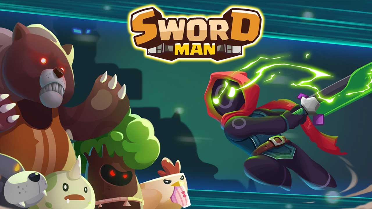Game Sword Man Cover