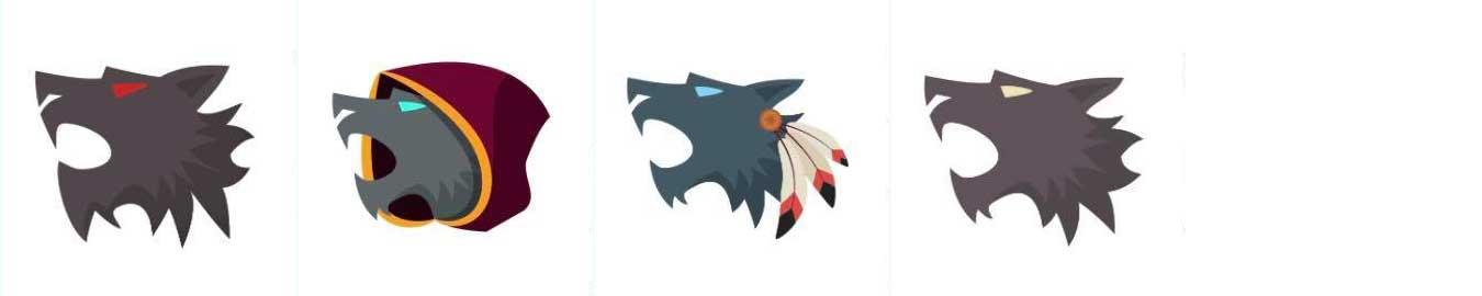 Game Werewolf Online Charactor2