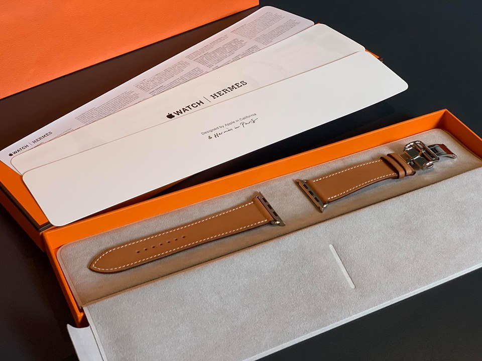 Hermes Apple Watch Band Preview 4