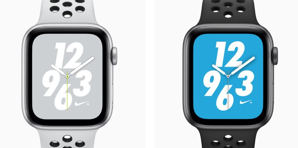 How Apple Watch Series 4 Nike Difference 3