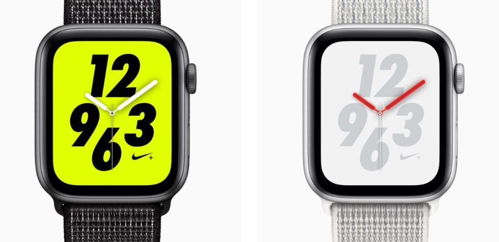 How Apple Watch Series 4 Nike Difference 4