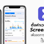 How To Setting Screen Time Iphone Ipad
