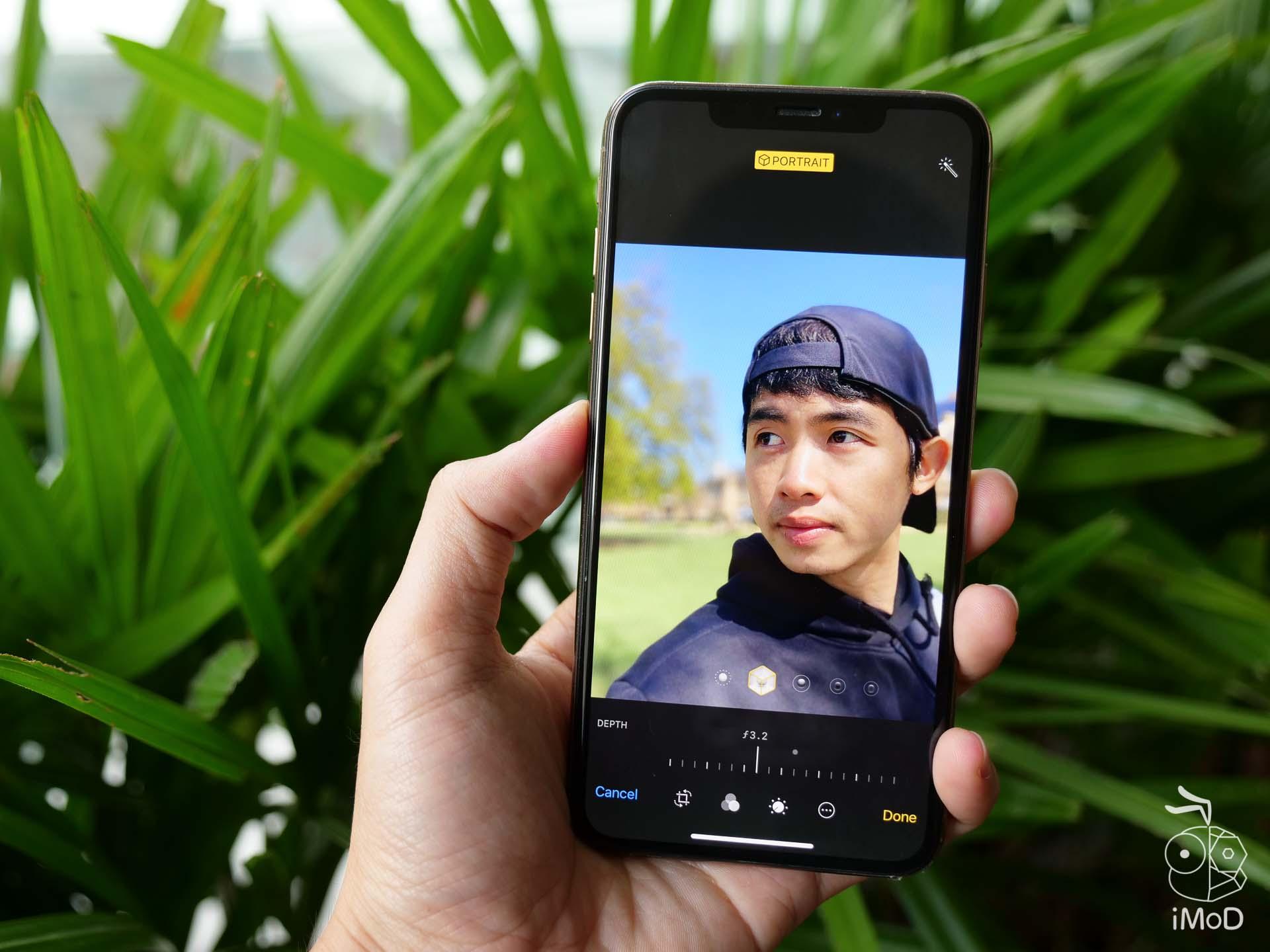 Iphone Xs Max Depth Control 1200026