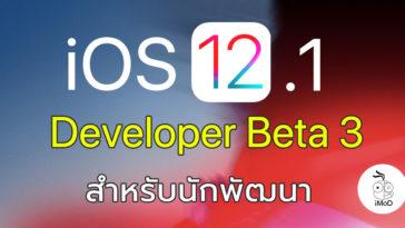 Ios 12 1 Developer Beta 3 Seed