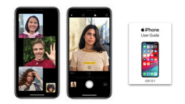 Ios 12 1 User Guide More New Feature