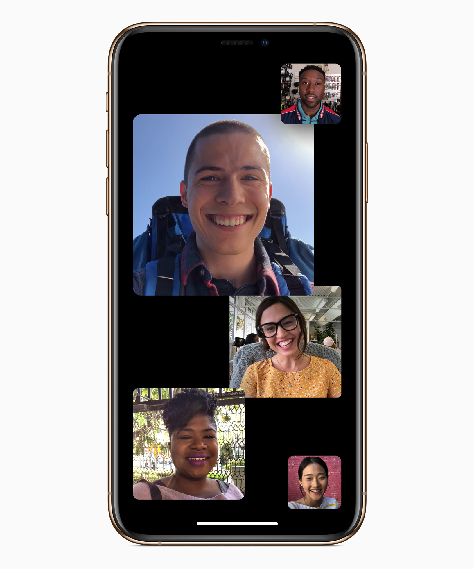 Ios 122 Emoji Facetime Group Facetime 10292018