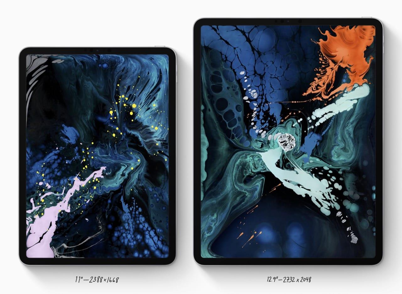 Ipad Pro 2018 Size