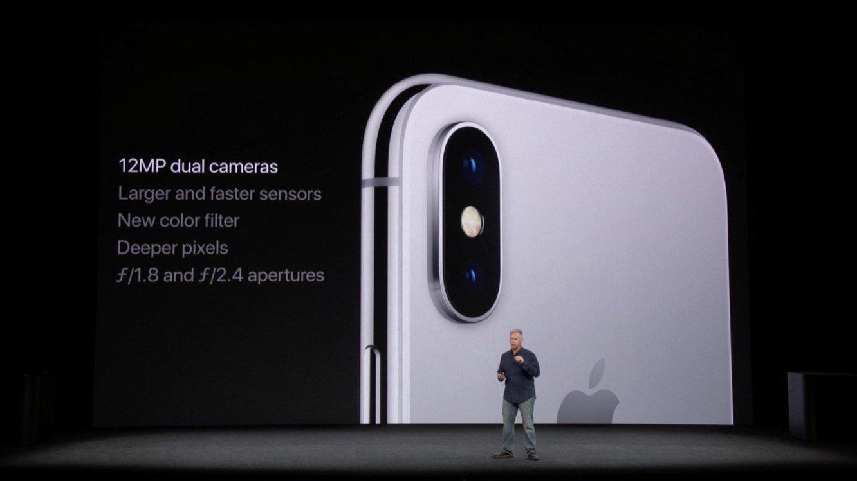 Iphone X Dual Cam