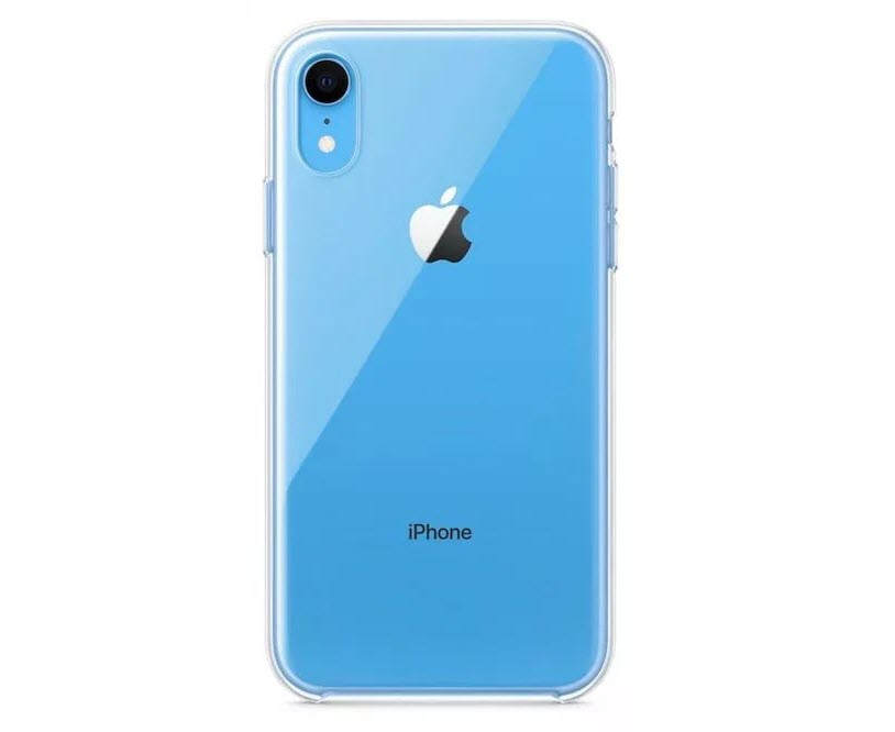 Iphone Xr Clear Case Apple Img 2