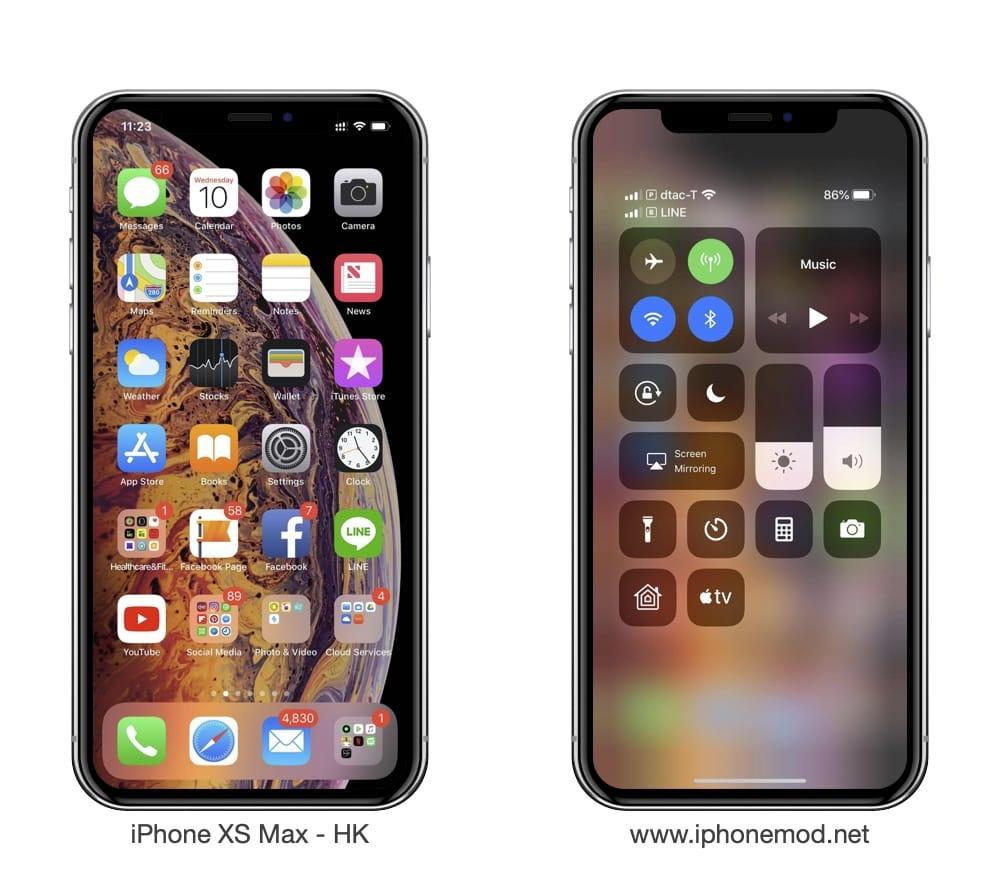Iphone Xs Max Dual Nano Sim