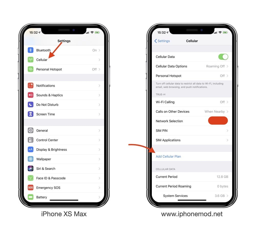 Iphone Xs Max Esim Activation 01