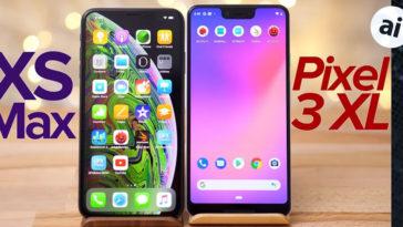 Iphone Xs Max Pixel 3 Xl Benchmark Testing