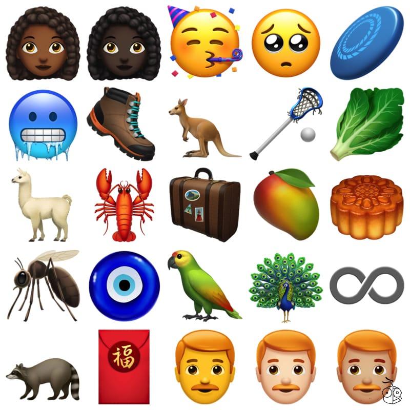 New Emoji Ios 12.1 02