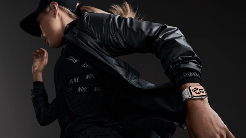 Nike Sport Loop Reflect Apple Watch Series 4 3