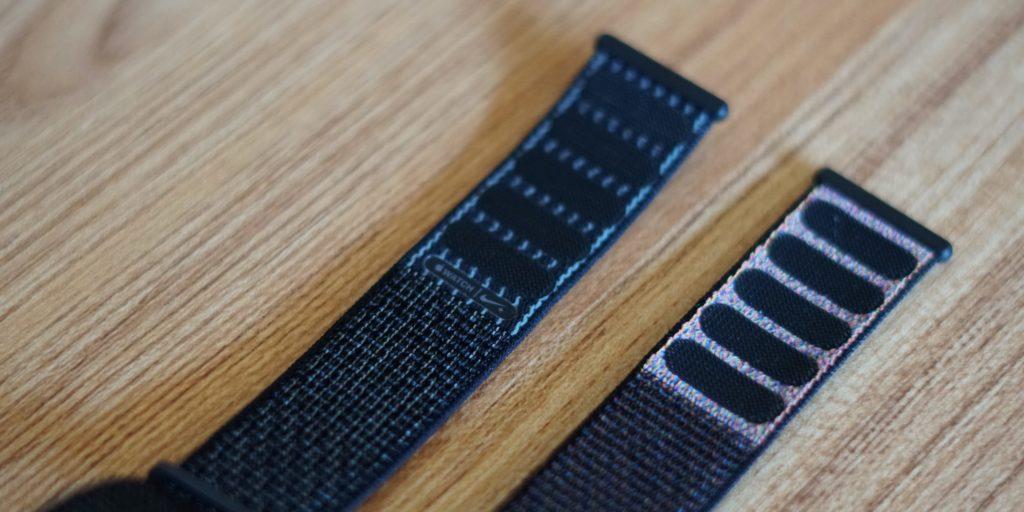 Nike Sport Loop Reflect Apple Watch Series 4 4
