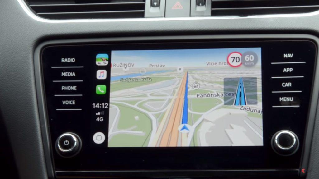 Sygic Support Apple Carplay 2