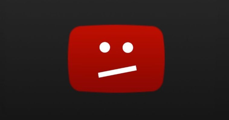 Youtube Error 2018