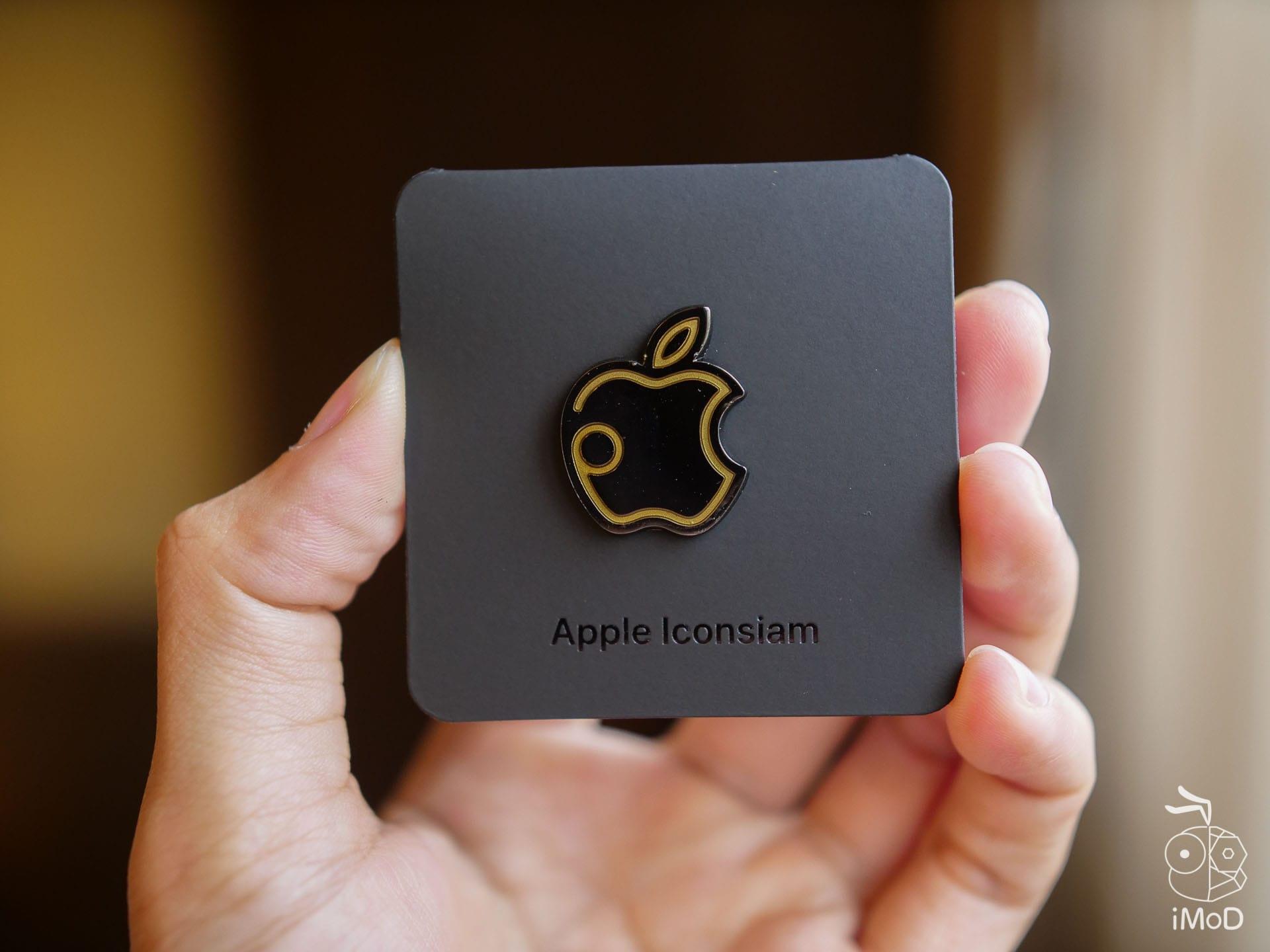 Apple Iconsiam Tshirt 1200399