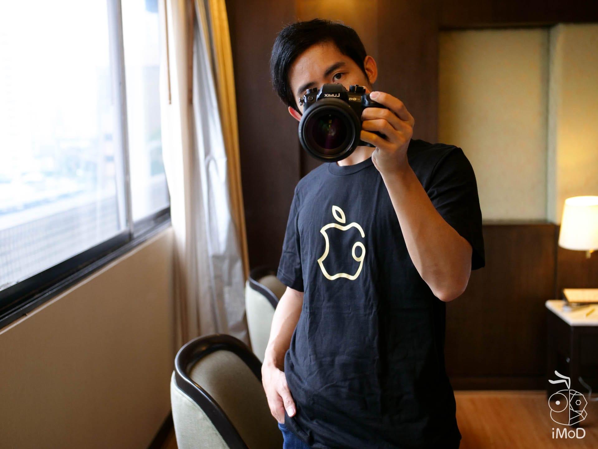 Apple Iconsiam Tshirt 1200419