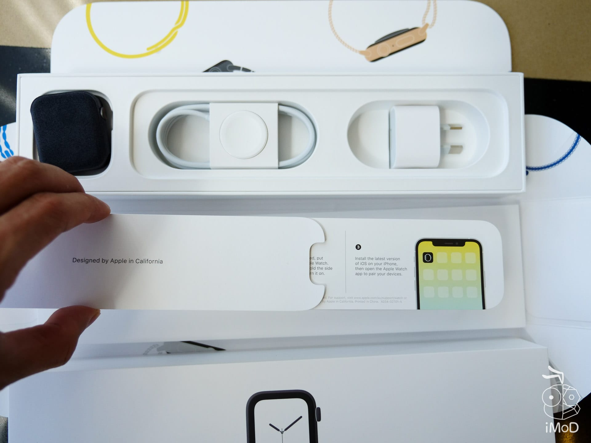 Apple Watch Series 4 Cellular Aluminium Unbox 1177058