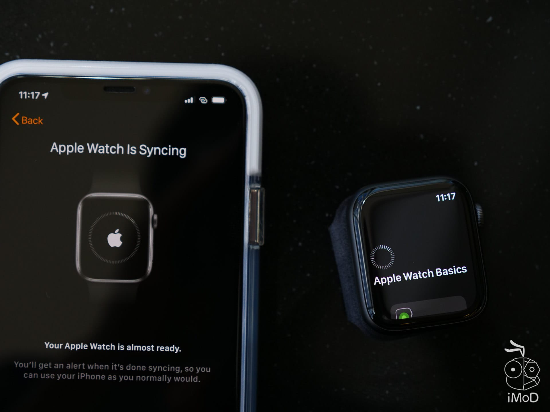 Apple Watch Series 4 Cellular Aluminium Unbox 1177101