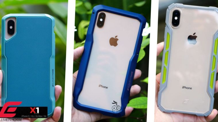 Element Case X1 Collection Iphone Xs Xsmax Xr Cover