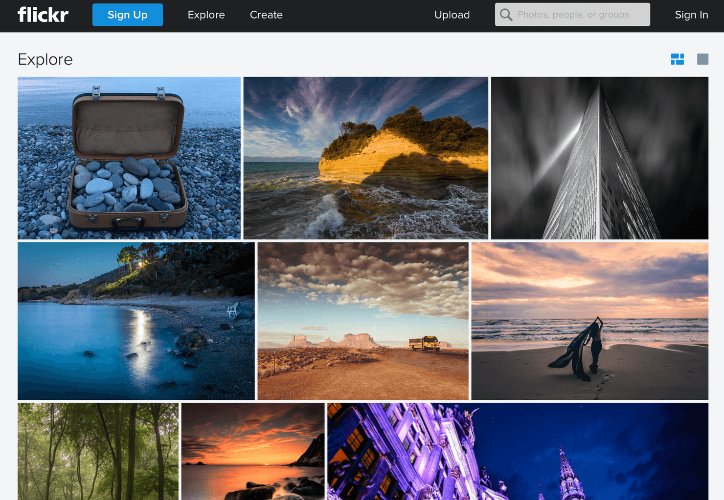 Explore Flickr Photo Sharing