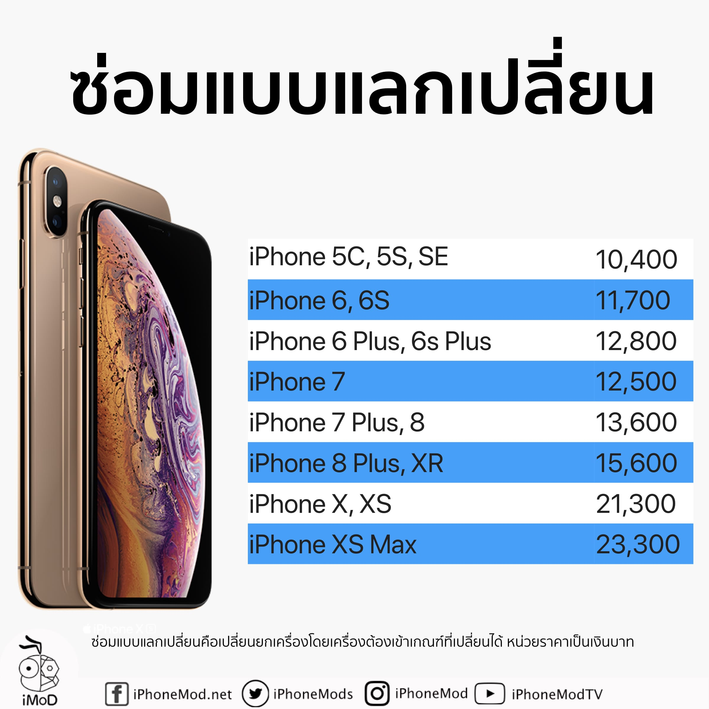 Aasp Thai Price Nov 2018 2