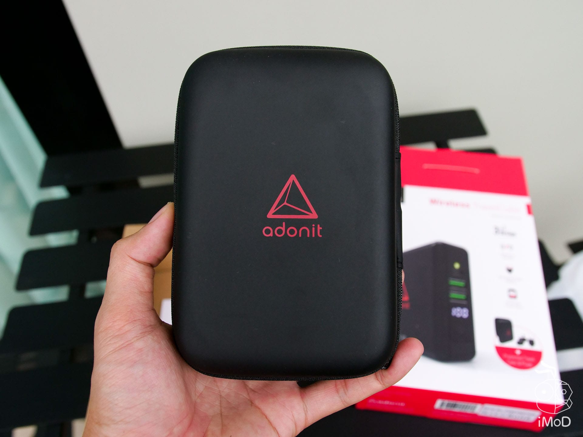 Adonit Wireless Travelcube Review 1200764