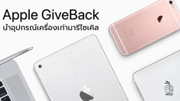 Apple Giveback Th