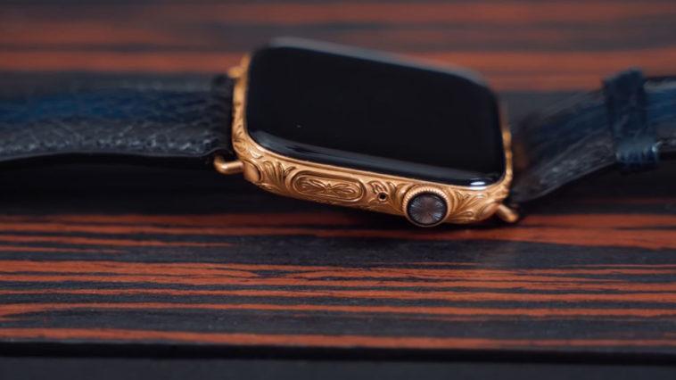 Apple Watch Gold Aurum Edition